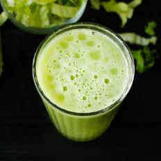 果蔬派——菠萝蔬菜饮