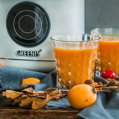 超级美味的芒果琵琶汁