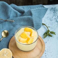 芒果大果粒香蕉酸奶