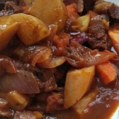 俄式红烩牛肉