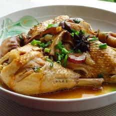 酱香鸡腿(电饭锅版)