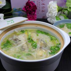 萝卜丝鱼汤