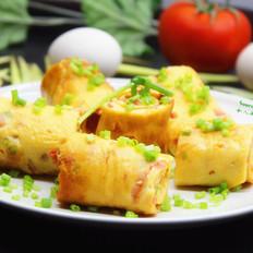 西红柿厚烧蛋