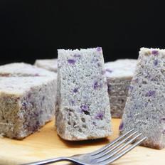 紫薯马拉糕