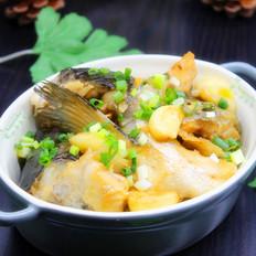 砂锅三文鱼头