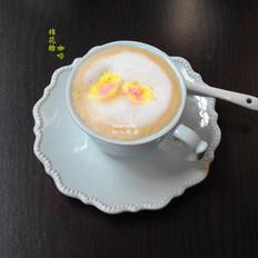 棉花糖咖啡