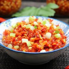 蒜蓉剁辣椒
