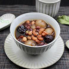 冬季养生四红汤