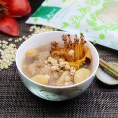 木棉花薏米祛湿汤
