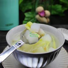 萝卜葱姜汤