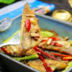 芦笋烤冰鱼柳