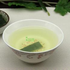 冬瓜皮蜂蜜茶