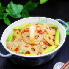 泡椒炒莲藕