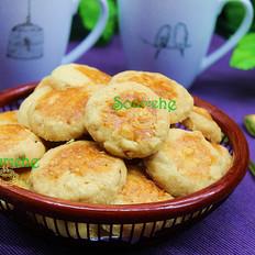 花生芝麻酥饼