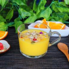 冰爽香甜橙汁