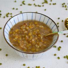 绿豆老冰糖水的做法