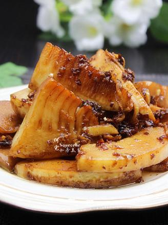 醬香油燜筍的做法