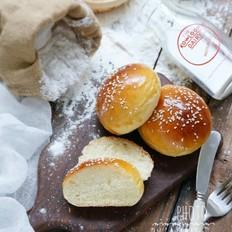 Q弹又松软——牛奶小面包