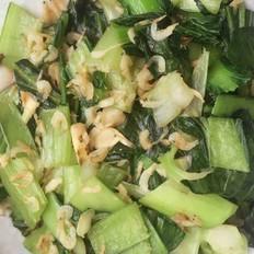 虾米小油菜