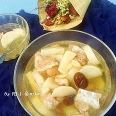 萝卜排骨养生汤
