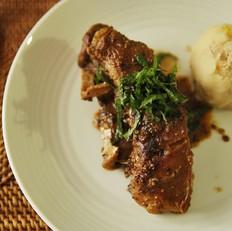 薄荷芥末烤小羊肉的做法大全