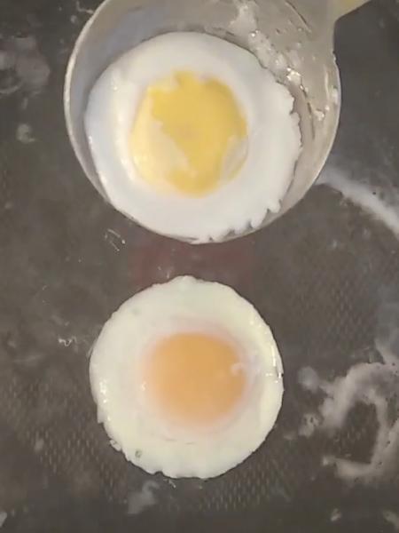荷包蛋成品图