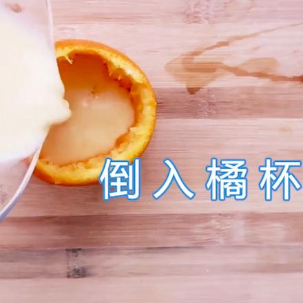 橘子蒸蛋怎么做