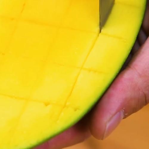 芒果椰汁糕怎么做