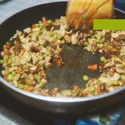 榨菜豆干炒肉丝的简单做法