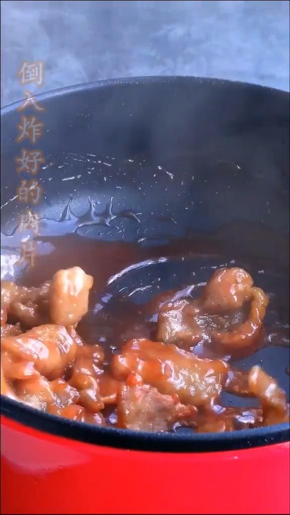 锅包肉怎样炒
