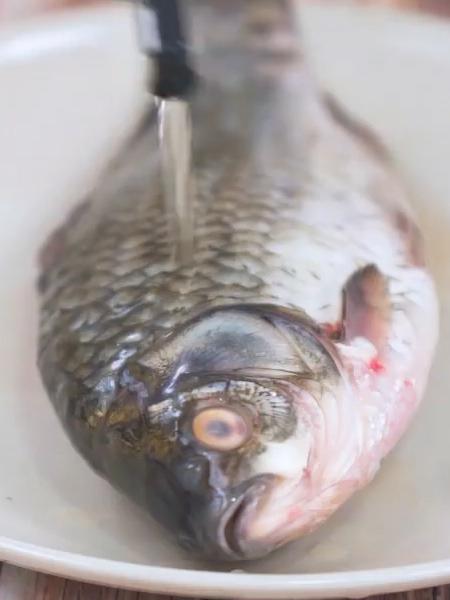 清蒸鲫鱼的做法图解