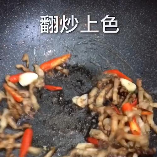 小炒杏鲍菇怎么吃