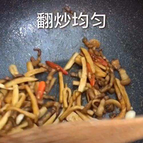 小炒杏鲍菇怎么做