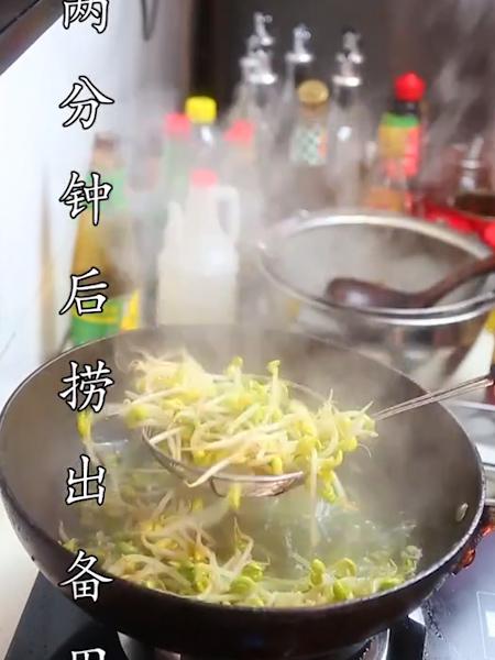 肉沫黄豆芽的家常做法