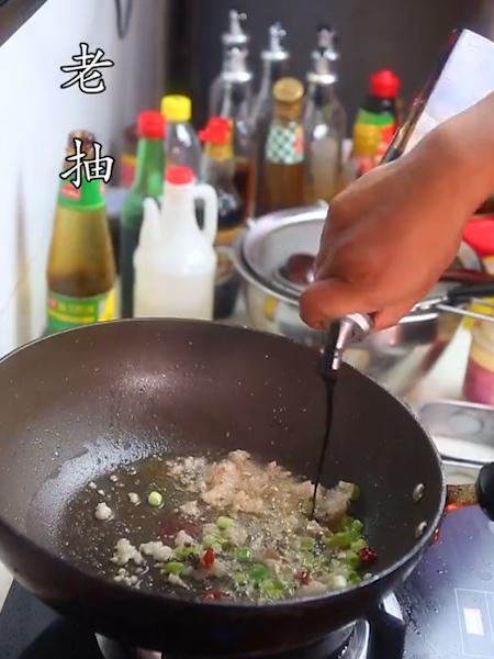 肉沫黄豆芽的简单做法