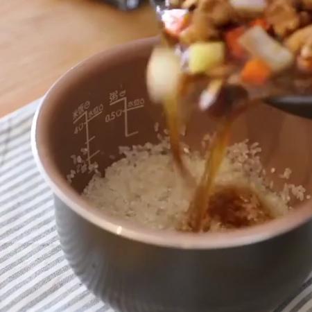 懒人焖饭怎么煮