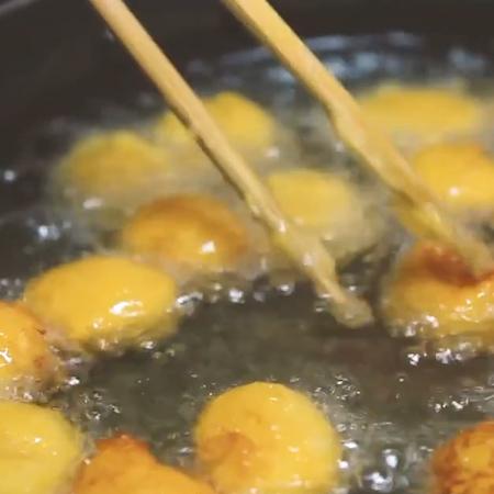 红薯丸子怎么做