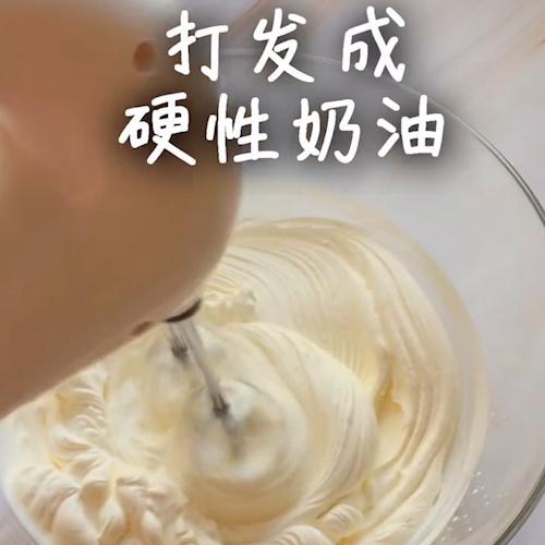 芒果千层蛋糕怎么做