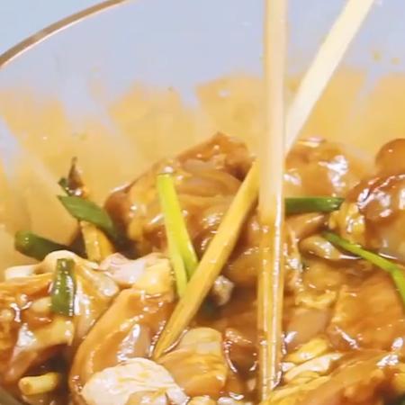 香菇蒸鸡腿怎么吃