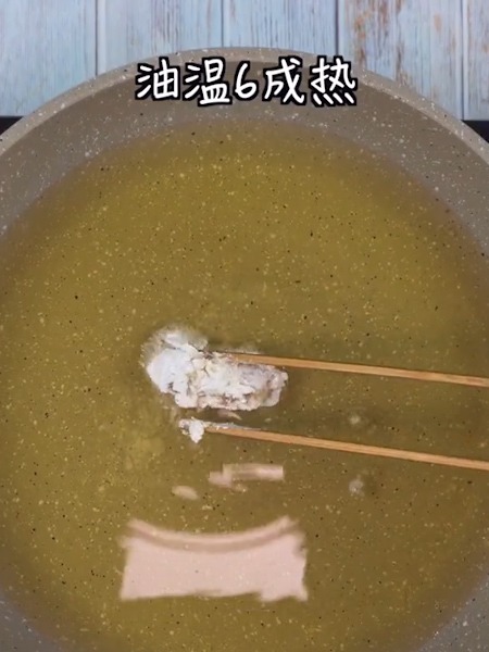 盐酥鸡怎么吃