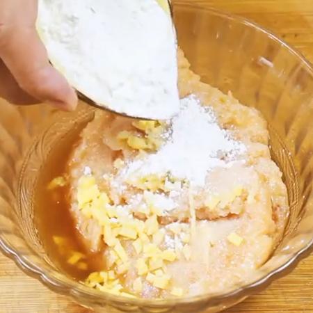 糖醋鸡肉丸的做法图解