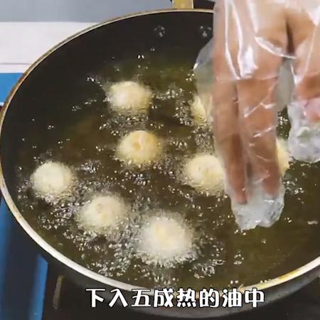 糖醋鸡肉丸的简单做法