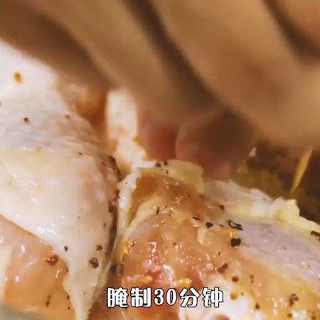 香酥炸鸡的做法图解