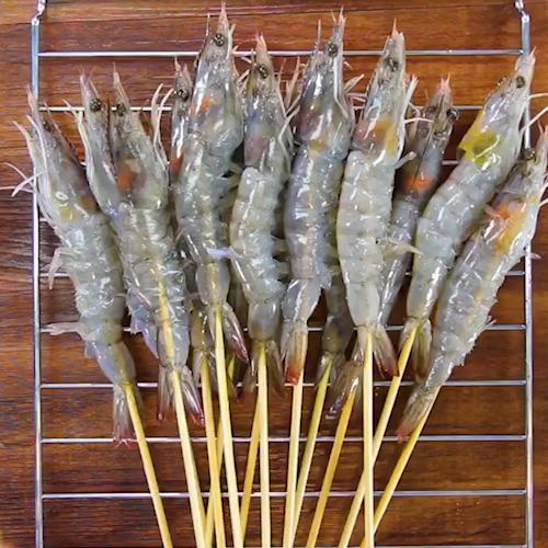 火焰虾的做法图解