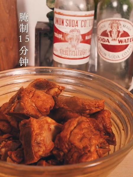 排骨焖饭的做法图解