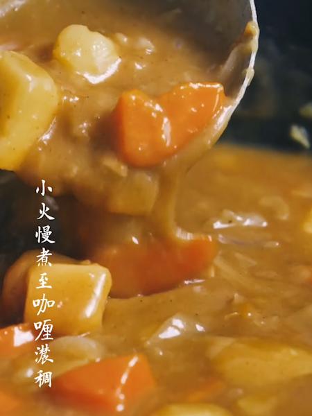 咖喱猪排饭怎么做