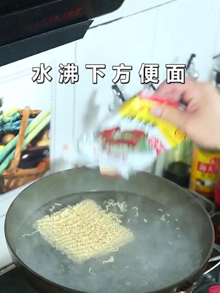 炒北京方便面的做法大全