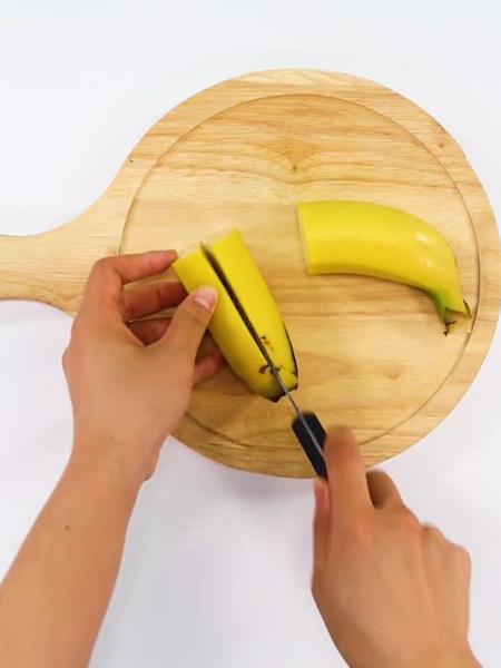 香蕉冰棒的做法大全
