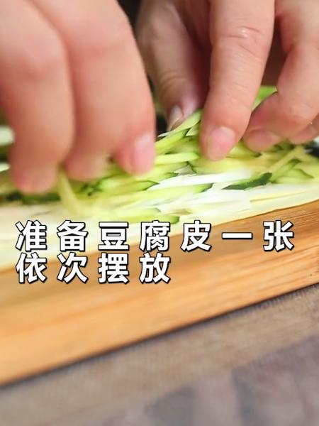 京酱肉丝怎么吃