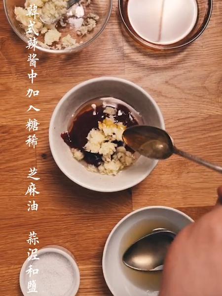 石锅拌饭怎么做
